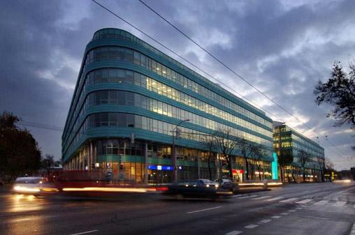 Apollo business centrum Bratislava